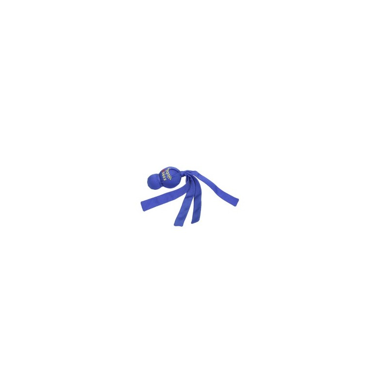 Jouet chien Kong wubba XL bleu 45 cm
