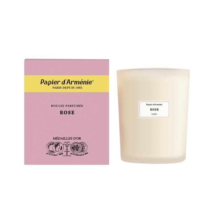 Bougie La Rose Papier d'Arménie® 277413