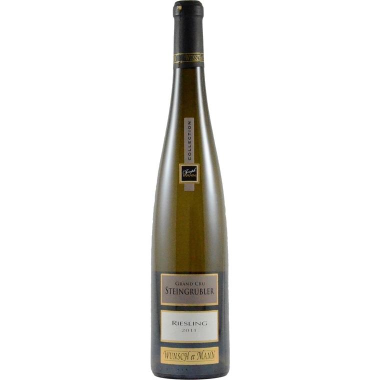 Riesling grand cru Steingrubler 2012 bio 75 cl 278357