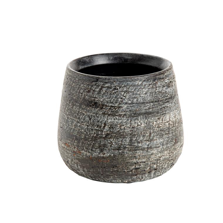 Cache-pot Terra Ø 19  x H 16 cm Terre cuite 278549