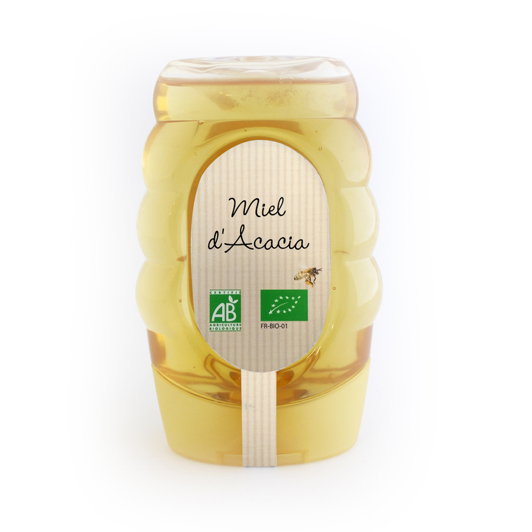 Miel d'acacia squeezer - 360 g 278604