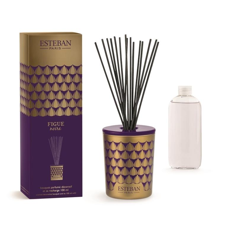 Bouquet parfumé décoratif - Figue noire 278945
