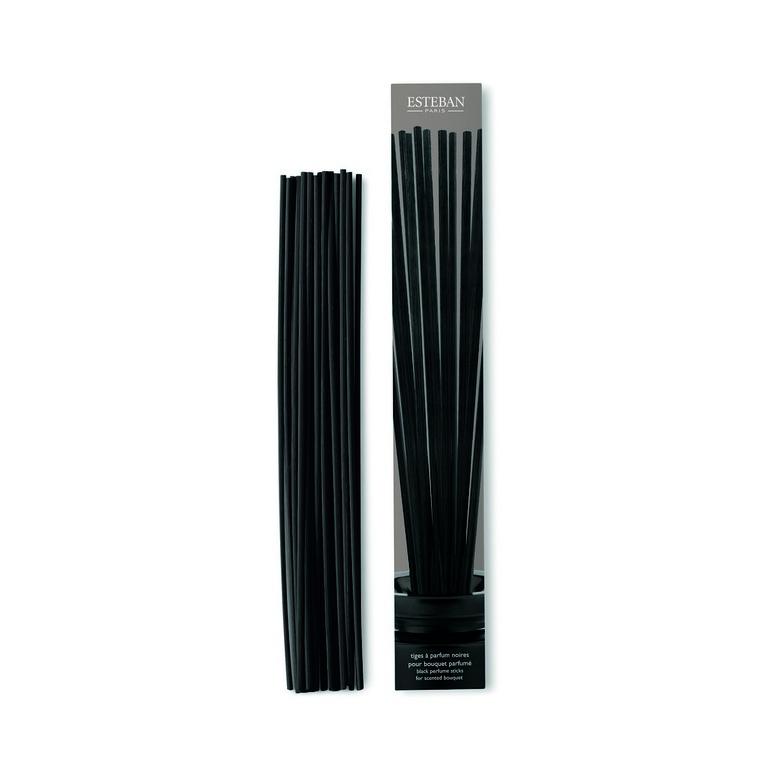 Tiges noires pour bouquet parfumé 278960