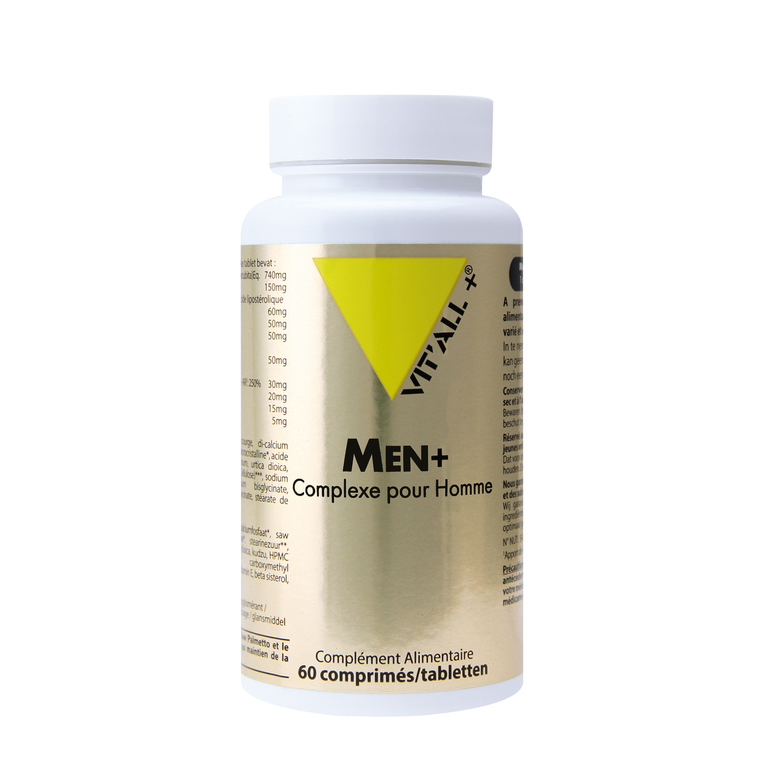 Men + vit'all + en format de 60 comprimés 279666
