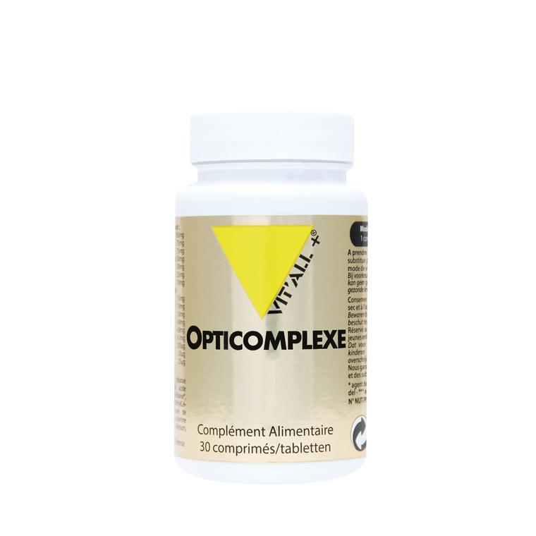 Opticomplexe vit'all + en format de 50 comprimés 279669