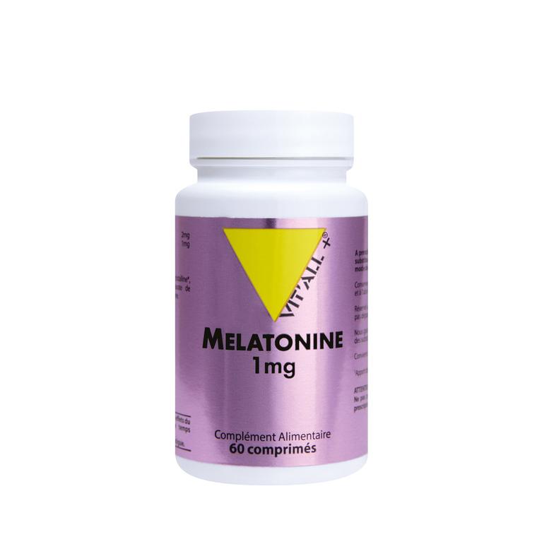Mélatonine vit'all + en format de 60 comprimés 279693