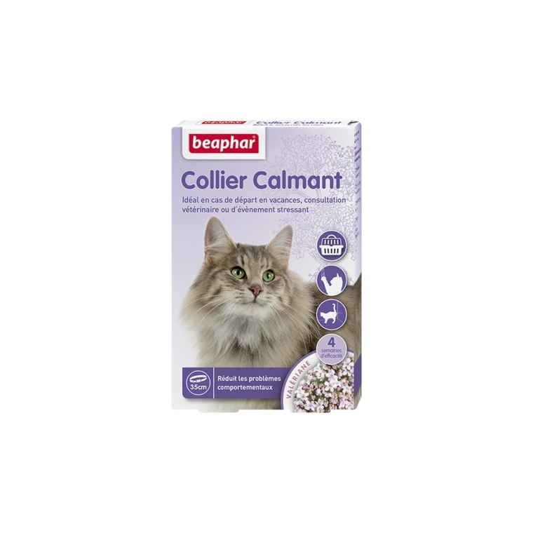 Collier calmant pour chat 279772