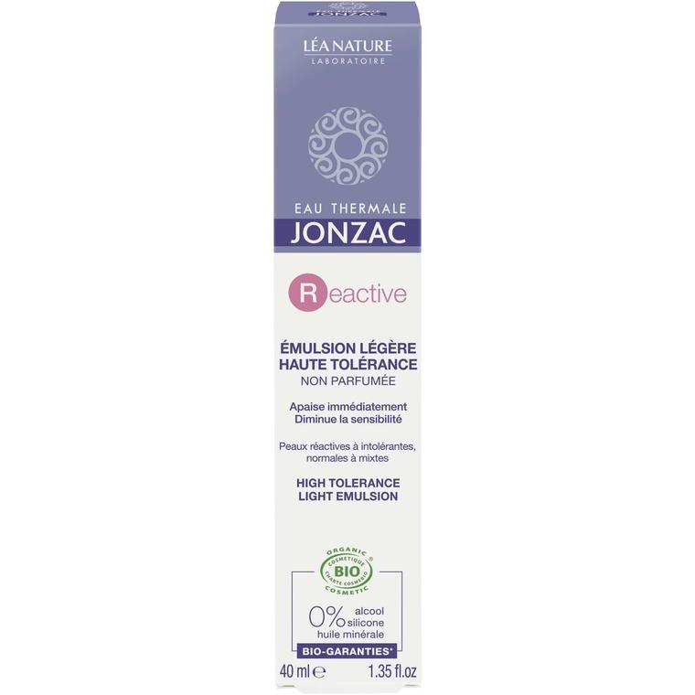 Emulsion légère haute tolérance sans parfum Eau Thermale Jonzac 40 ml 281099