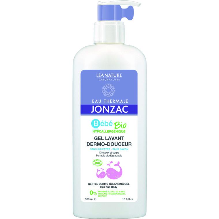 Gel lavant dermo-douceur 500ml Eau Thermale Jonzac 281107