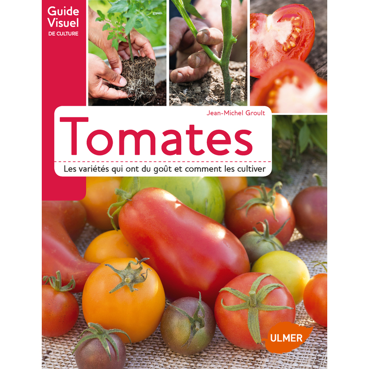 Tomates 120 pages Éditions Eugen ULMER 282547
