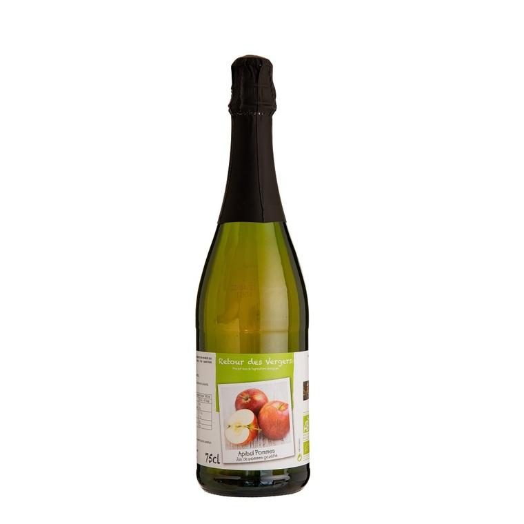Pétillant sans alcool Apibul nature - 75 cL 288353