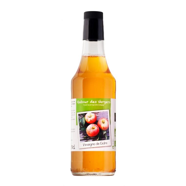 Vinaigre de cidre Bio - 50 cl 288358