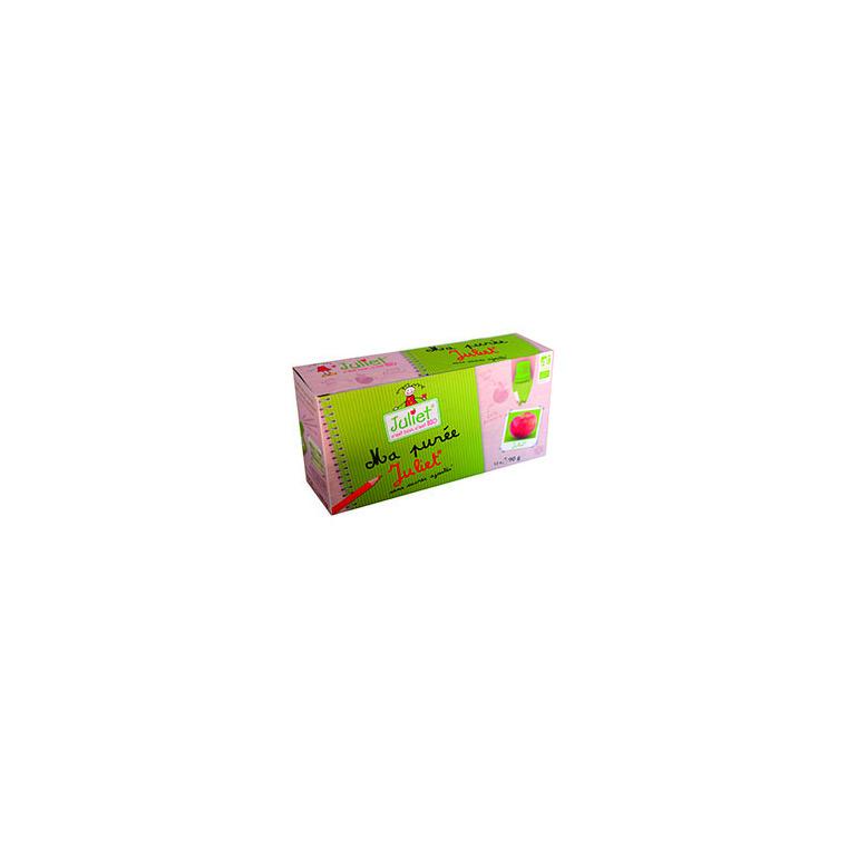 Gourdes purée de pomme - 12x90 gr 290614