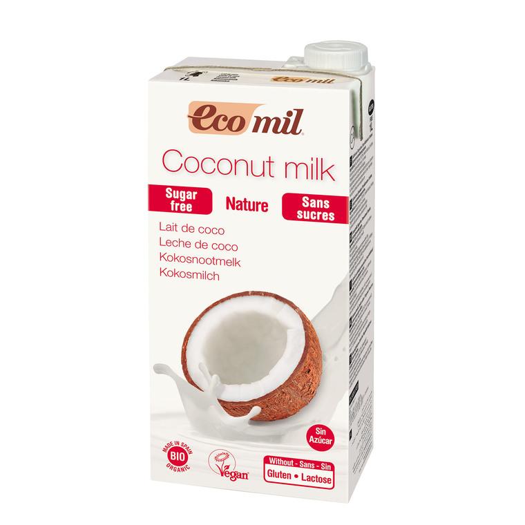 Lait de coco bio sans sucre – 1L 292647