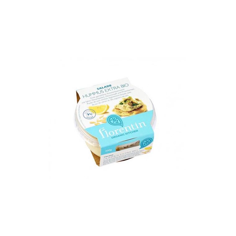 Hummus extra avec ail et citron - 200 gr 292662