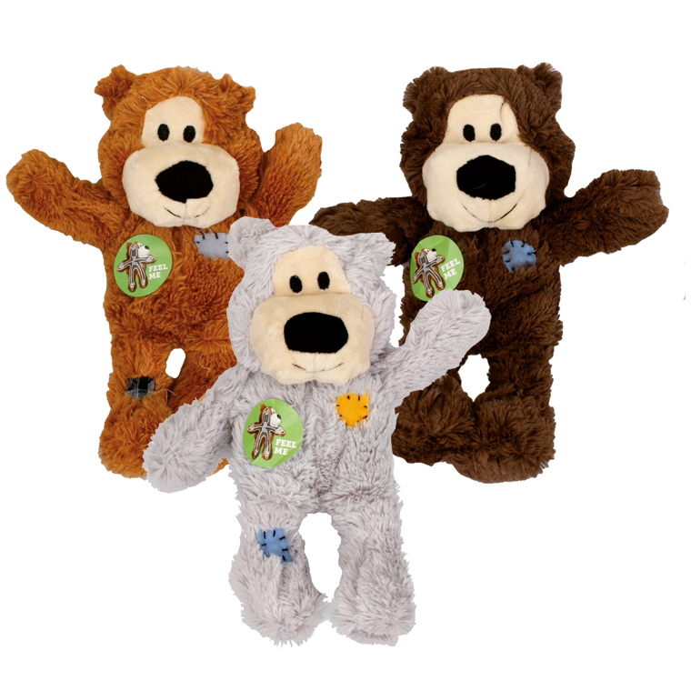 Peluche pour chien Kong Ours - taille XS 294492