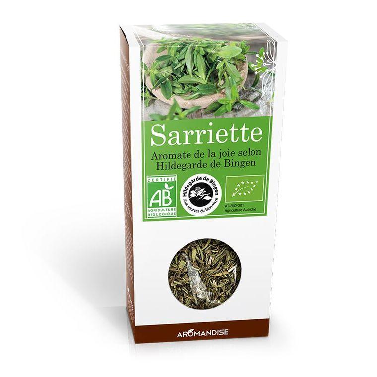 Sarriette bio en boite de 20 g 297562