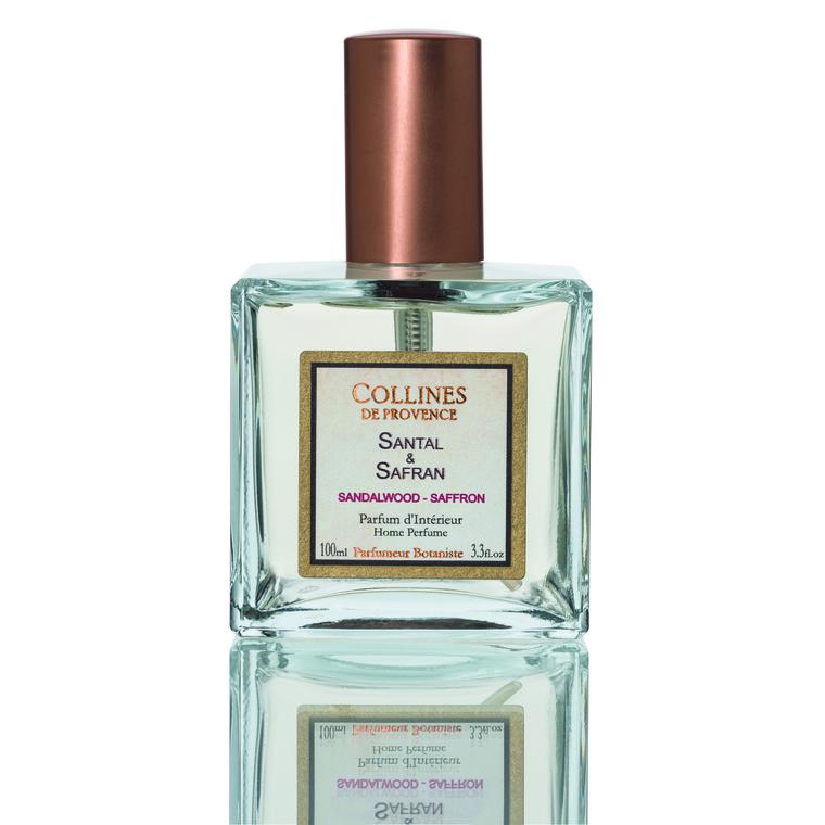 Parfum d'intérieur 100 ml Santal Safran 297656