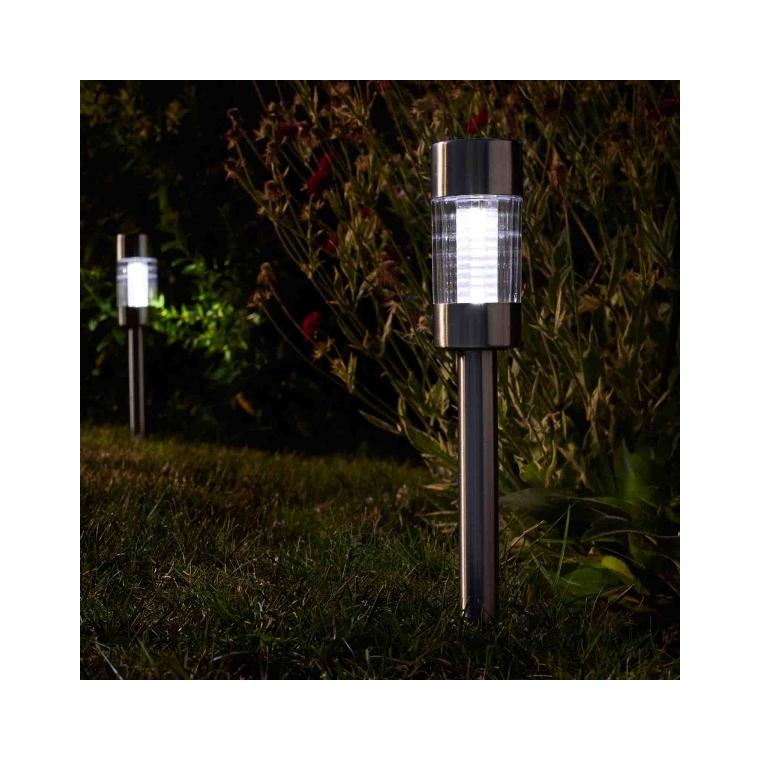 Pack de 5 balises torche solaires LED 297720
