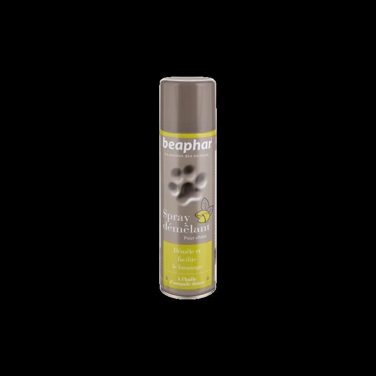 Spray démêlant à l'huile d'amande douce pour chat 250 ml 298613