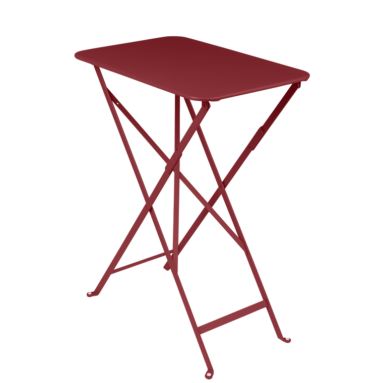 Table pliante Bistro Piment : Tables de jardin FERMOB ...