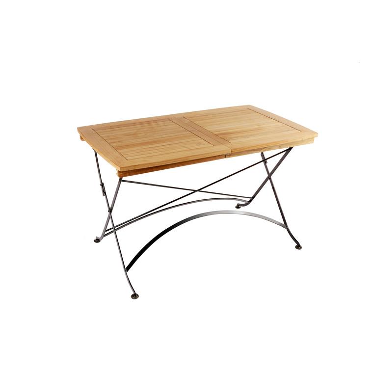 Table pliante rectangulaire Norma : Tables de jardin AUTRES MARQUES ...
