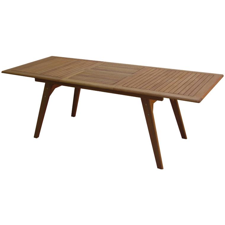 Table Eucalyptus Promo : Tables de jardin AUTRES MARQUES mobilier ...