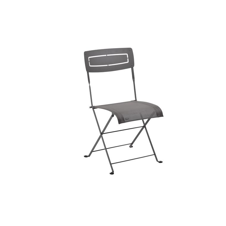 Chaise Pliante Slim Romarin Tables Et Chaises De Jardin FERMOB Nos Produits