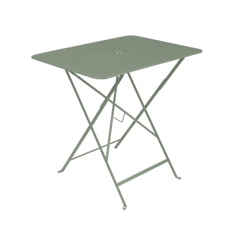 Table pliante Bistro Cactus 77 x 57 cm : Tables de jardin ...
