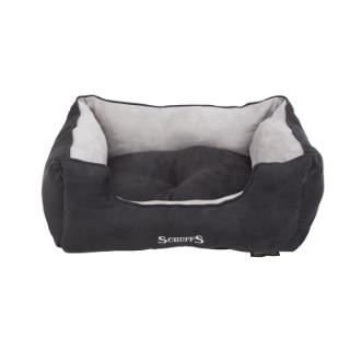 Panier noir pour chien Scruffs classic taille M 60 x 50 cm ... 5aa7bf9fdf8