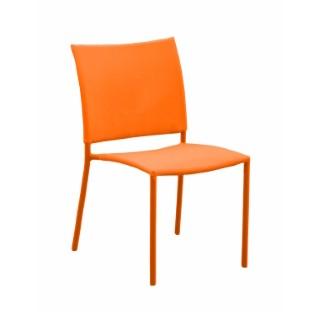 Chaise enfant couleur orange chaises de jardin autres - Chaise de jardin couleur ...