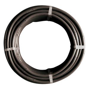 Tuyau Ø 16 mm 4 bars noir avec goutteurs intégrés 2 L/h 50 m 303398