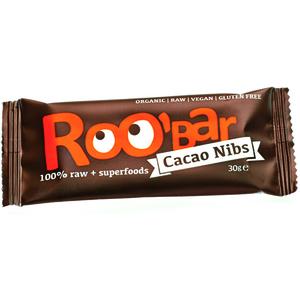 Barre Cacao nibs 100% cru 30 g 304264