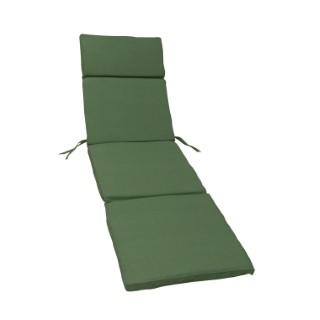 Coussin vert pour bain de soleil 304562