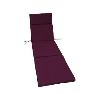 Coussin violet pour bain de soleil 304570