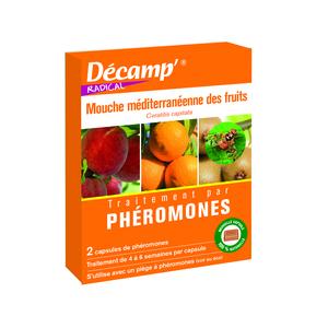 Phéromone mouche méditerranéenne fruits x 2 305886