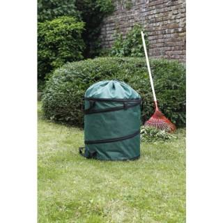 Sac pop-up max coloris vert 100 litres 305997