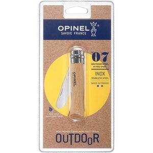 Couteau Mon Premier Opinel coloris naturel n°7 Opinel 307099