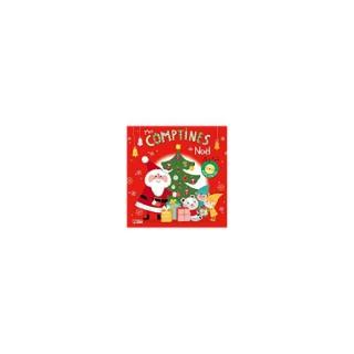 Livre CD mes comptines de Noël à chanter éditions Lito 307916