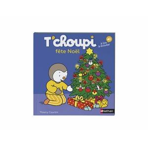 T'choupi fête Noël éditions Éveil petite enfance 307988