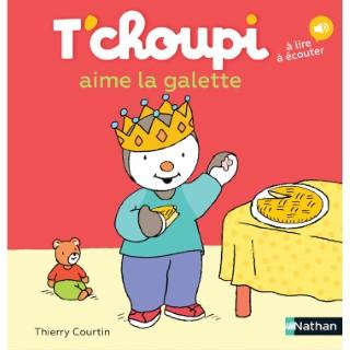 T'choupi aime la galette éditions Éveil petite enfance 307990