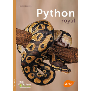 Python Royal 96 pages Éditions Eugen ULMER 308265
