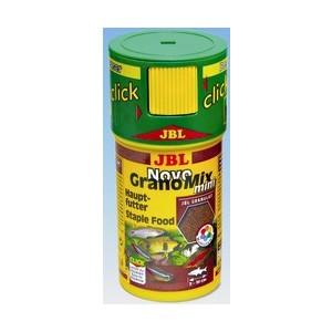 Nourriture pour poissons Novogranomix mini click. La boite de 100 ml 309555