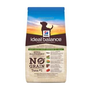 Croquettes canine adulte idéal balance sans céréales au thon 2 kg 310056