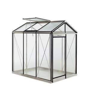 Serre prestige Piccolo en aluminium 3,56 m² 311257