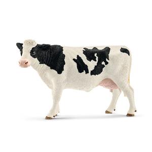 Figurine Vache Holstein Série Animaux de la Ferme 12,6x6,4x8,2 cm 316006