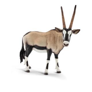 Figurine Oryx Série Animaux sauvages 11x4,7x11,5 cm 316110