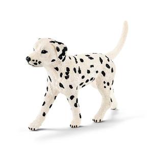 Figurine Dalmatien mâle Série Animaux de la ferme 7,5x1,8x4,7 cm 316111