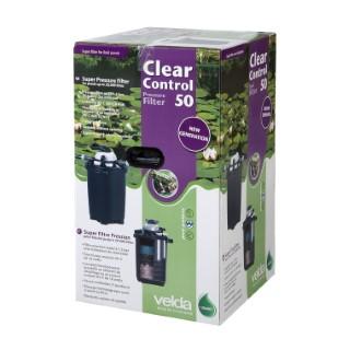Filtre pression Set Clear Control 50 + Uv-c Unit 18 Watts 316775