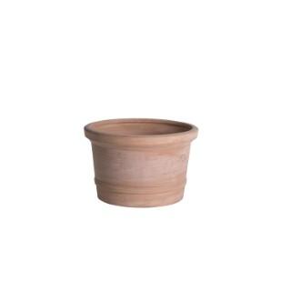Petit cuvier droit terre cuite claire 20L 320670